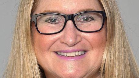 Suffolk County Legis. Susan Berland (D-Dix Hills).