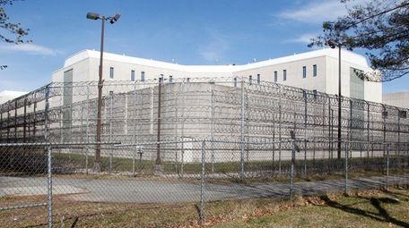 Nassau County jail in East Meadow in 2016.