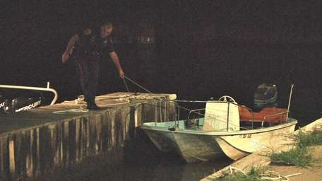Suffolk County's first-ever boating while intoxicated checkpoint ends