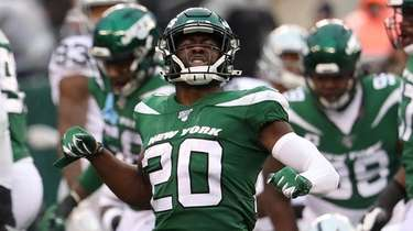 =Marcus Maye #20 of the New York Jets