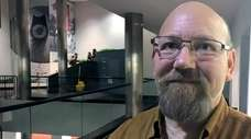 Brad Peterson, ecologist and associate professor for the
