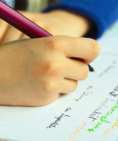 Kids' homework pointers for parents.