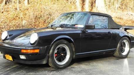 THE CAR AND ITS OWNER 1989 Porsche 911