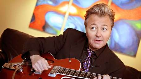 Brian Setzer brings his Orchestra to Wesbury's NYCB