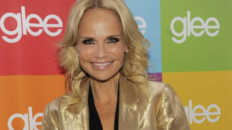 Kristin Chenoweth poses before a