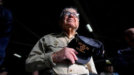 Leonard L. Finz, 95, of Manhasset, a WWII