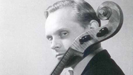 Acclaimed cellist Ingus Naruns played for the Beatles,