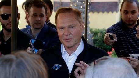 Scott Boras, who represents Gerrit Cole, Stephen Strasburg
