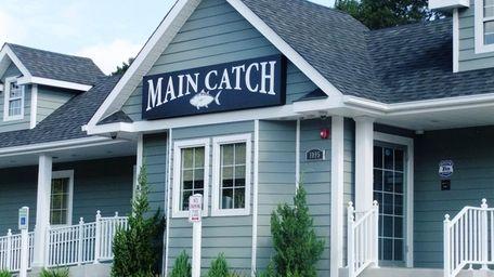 Main Catch in Commack