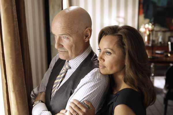 Vanessa Williams, right, and Terry O'Quinn in quot;666