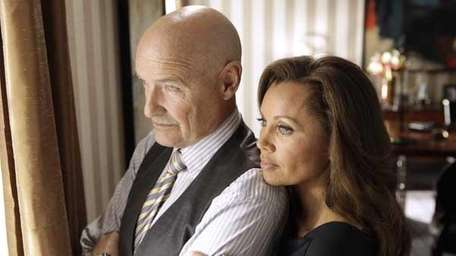 Vanessa Williams, right, and Terry O'Quinn in