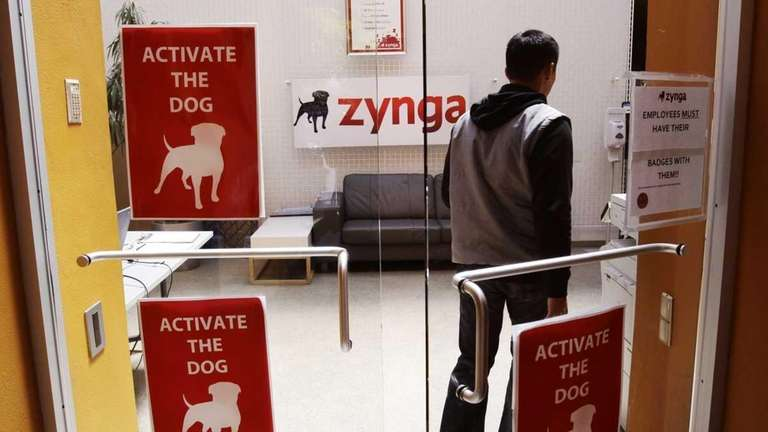 Zynga chief creative officer Mike Verdu has quit