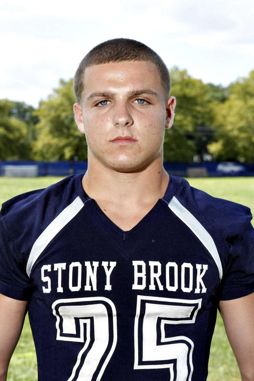 DONALD LIOTINE Stony Brook, Senior, RB/DB 5-10, 185