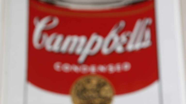 A new limited edition Campbell's tomato soup can