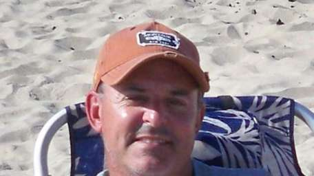 George Richardson, a vacationer who went missing in