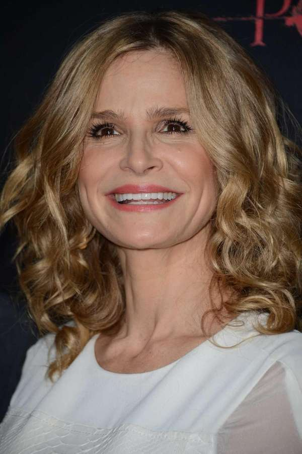 Actress Kyra Sedgwick arrives at the Premiere of