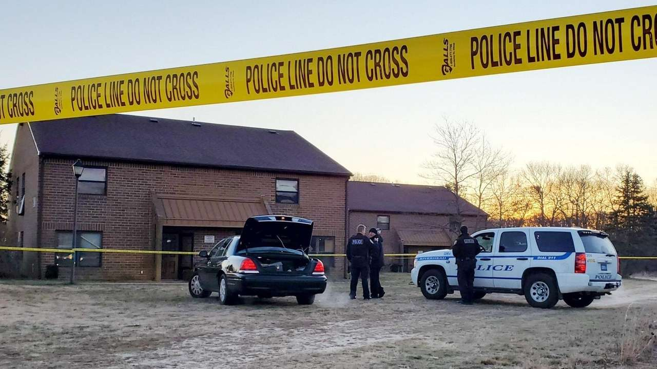 Four people were injured during an armed home