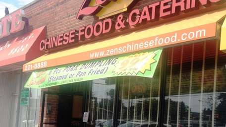 This is Zen's Chinese Food & Catering in