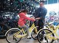 Twenty-sixLong Island kids got a new bicycle and