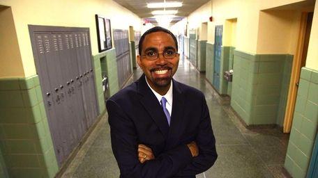 New York State Commissioner of Education, John B.