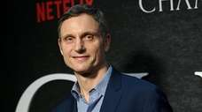 "Tony Goldwyn begins performances in ""The Inheritance"" on"