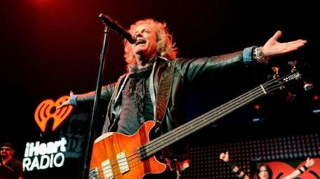 Jack Blades and his band, '80s rockers Night