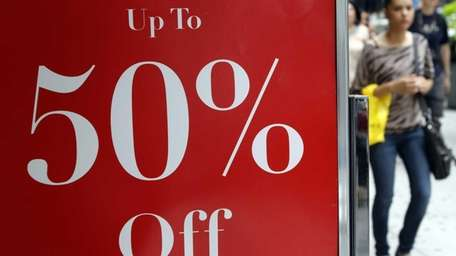 A range of retailers from discounter Target to