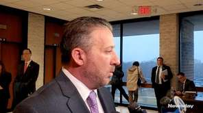 Steven Politi, defense attorney for Thomas Murphy, spoke