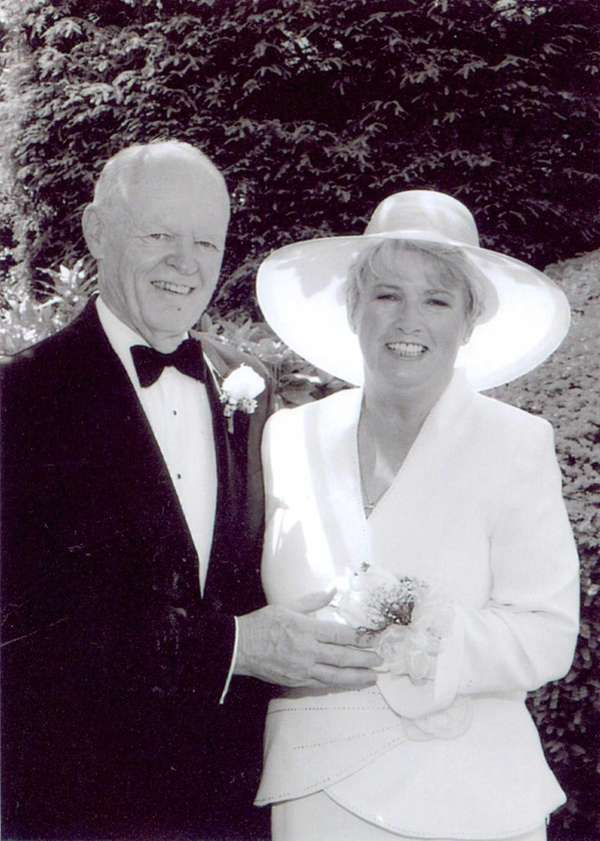 Paul and Jeanne Ferguson as seen in a