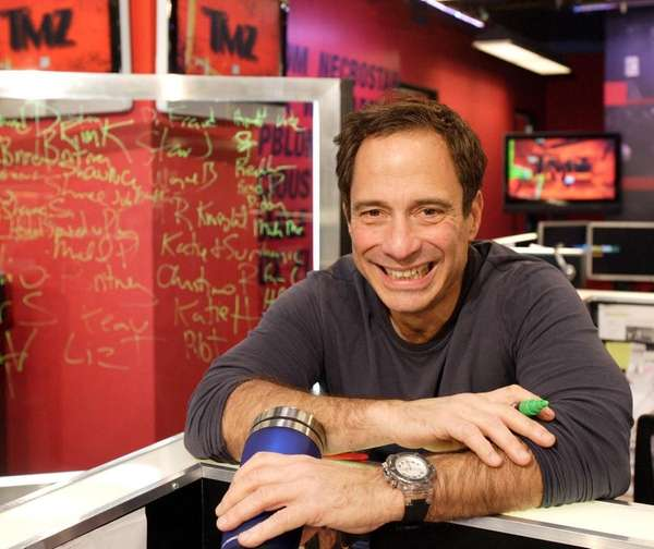 TMZ founder Harvey Levin.