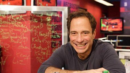 TMZ founder Harvey Levin.