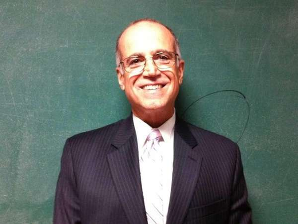 Enrico Crocetti is superintendent of Mount Sinai School