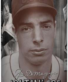 AriZona Beverages' new caffeinated drink featuring Joe DiMaggio.