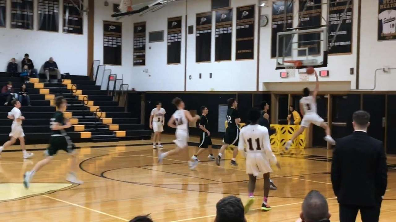 Sachem North defeated Lindenhurst, 78-52, in a Suffolk