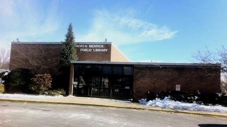 The North Merrick Library at 1691 Meadowbrook Rd.