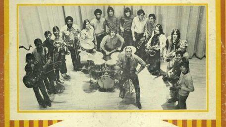 The Bellport High School Jazz-Rock Ensemble's first album