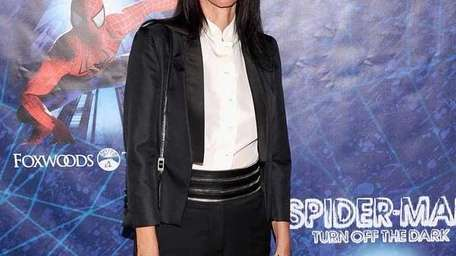 Director Julie Taymor attend