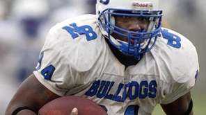 Former North Babylon running back Jason Gwaltney owns