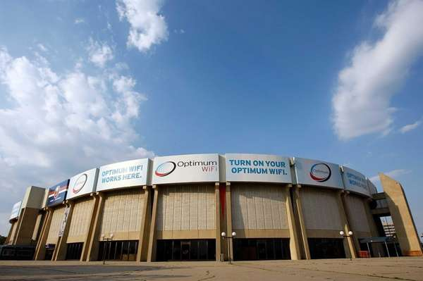Nassau Coliseum may no longer be home to