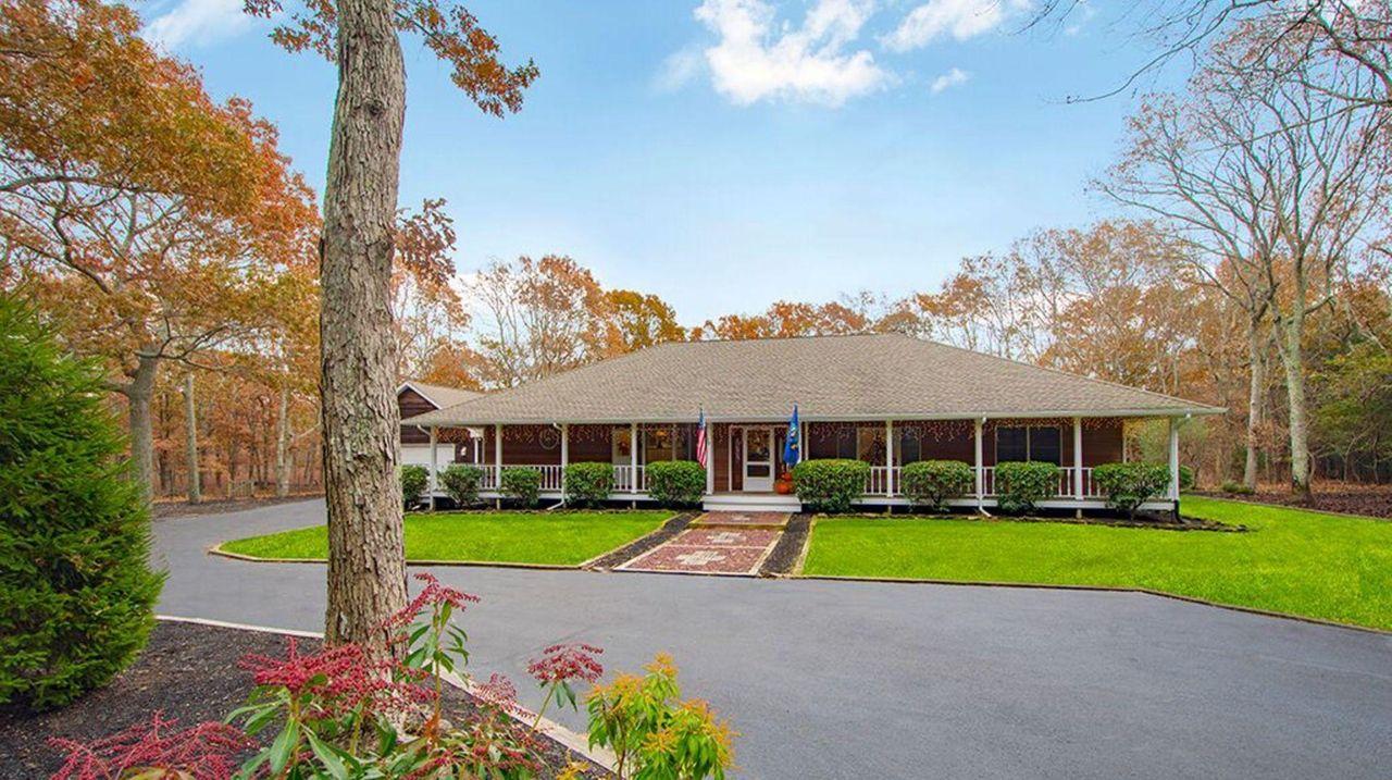 Hampton Bays farm ranch on sale for $1.149M