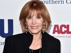 Stefanie Powers attends ACLU SoCal's Annual Bill of