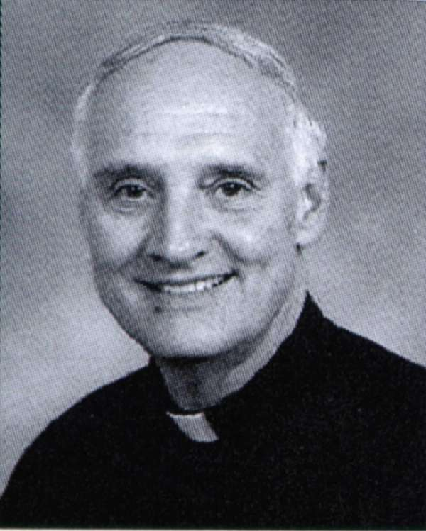 Rev. Richard McCormick in an undated image.