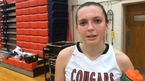 St. John the Baptist senior point guard Cara