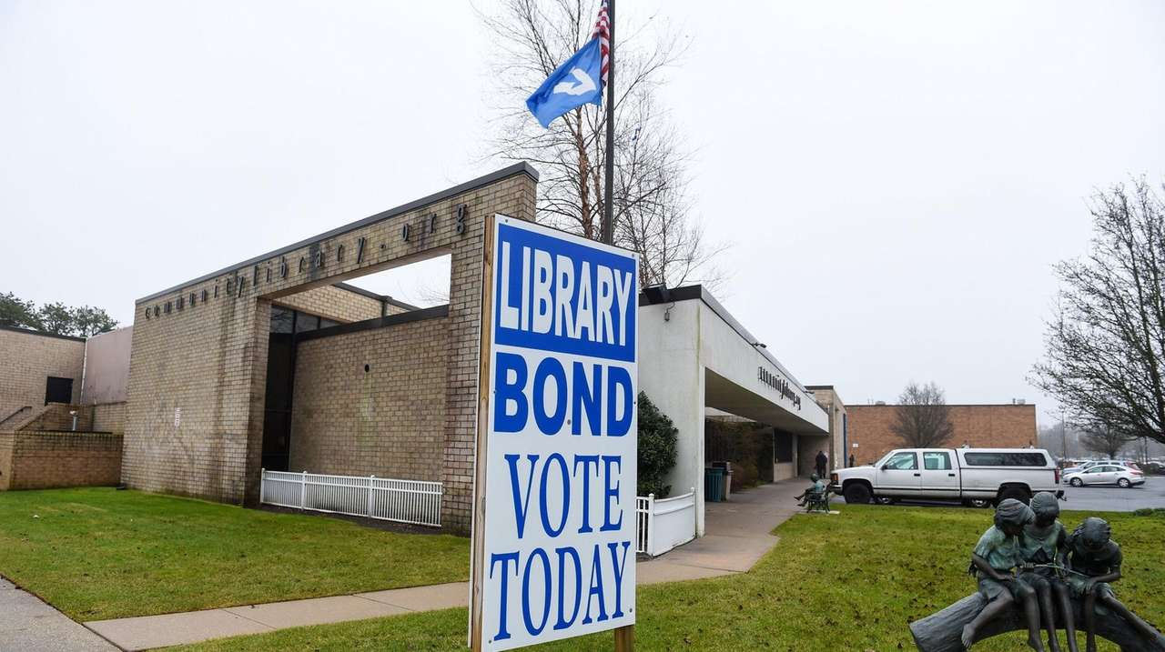 Voters approve $22.6M bond for library