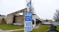 The bond vote took place in the Mastics-Moriches-Shirley