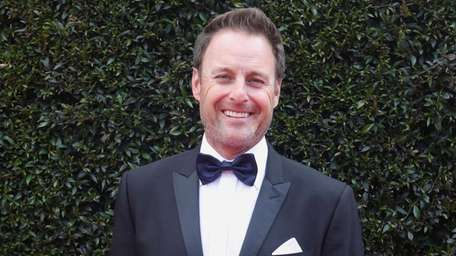 Chris Harrison attends the 2018 Daytime Emmy Awards