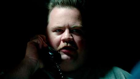 Paul Walter Hauser as the title character in