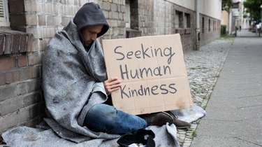 Whether to give to beggars on the street