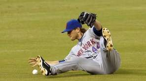 New York Mets left fielder Jason Bay is