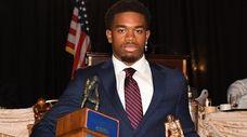 Piner Award Winner, Makhai Jinks of Freeport High